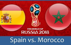 FIFA World Cup™ 2018, TBN - Morocco: Mệnh lệnh chiến thắng! (1h00, 26/06, Trực tiếp VTV6)