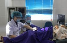 Quảng Ninh: Đặt vòng Pessary điều trị sa sinh dục