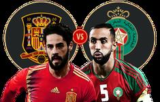 TRỰC TIẾP FIFA World Cup™ 2018, Tây Ban Nha 0-0 Ma Rốc: Hiệp một
