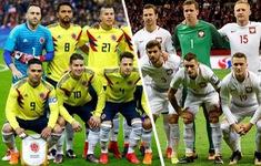 TRỰC TIẾP FIFA World Cup™ 2018, Ba Lan 0-3 Colombia: Cuadrado lập công
