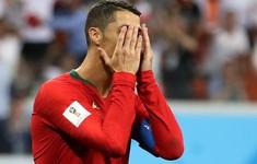 TRỰC TIẾP FIFA World Cup™ 2018, ĐT Iran 0-1 ĐT Bồ Đào Nha: Ronaldo bỏ lỡ cơ hội trên chấm phạt đền