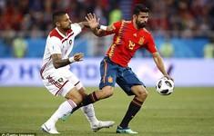 TRỰC TIẾP FIFA World Cup™ 2018, Tây Ban Nha 1-1 Ma Rốc: Boutaib mở tỉ số, Isco gỡ hoà (Hiệp một)