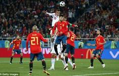 TRỰC TIẾP FIFA World Cup™ 2018, Tây Ban Nha 2-2 Ma Rốc: Iago Aspas gỡ hoà (Hiệp hai)
