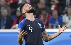 """Chơi siêu tệ ở World Cup, Giroud trước bờ vực """"bật bãi"""" khỏi Chelsea"""