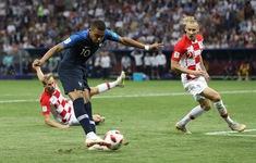 """Trận chung kết có tới 6 bàn thắng """"cứu vãn"""" FIFA World Cup™ 2018"""