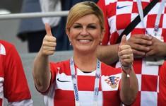 Sau chung kết World Cup 2018, người dùng Việt đổ xô tìm kiếm nữ Tổng thống Croatia