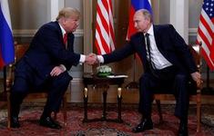 Hội nghị thượng đỉnh Nga - Mỹ: Hai người đàn ông quyền lực nhất thế giới mặt đối mặt