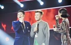 Giọng hát Việt: Giật mình trước thành tích của đội Noo Phước Thịnh tại vòng Đối đầu