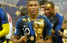 Sao mai Mbappe tặng toàn bộ lương thưởng tại World Cup cho quỹ từ thiện