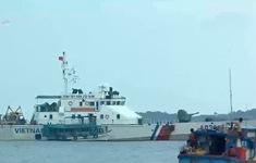Cảnh sát Biển, biên phòng, hải quân đồng hành cùng ngư dân