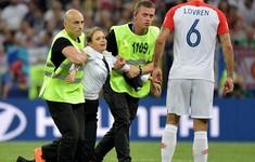 Hình phạt dành cho nhóm CĐV gây rối trận chung kết  FIFA World Cup™ 2018