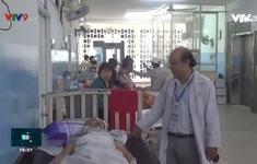 Phẫu thuật thành công cứu người bị dao cắm xuyên sọ sâu 6cm