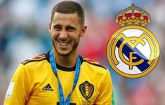 """Barcelona dùng """"tên lửa"""" Dembele để qua mặt Real vụ Eden Hazard"""