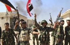 Quân đội Syria chiếm đồi chiến lược nhất ở Daraa