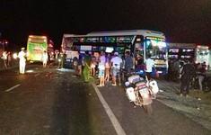 Khánh Hòa: Tai nạn giao thông nghiêm trọng, 2 người chết và nhiều người bị thương