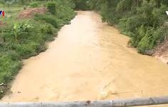 Hà Tĩnh: Thủy điện Hương Sơn xả lũ