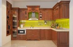 Tư vấn lựa chọn tủ bếp hiện đại hay cổ điển
