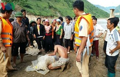 Tìm thấy thi thể 1 nạn nhân trong vụ lật thuyền ở Lai Châu