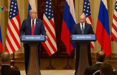 Cuộc họp thượng đỉnh Nga - Mỹ diễn ra thẳng thắn, hữu ích