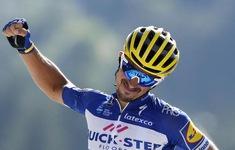 Julian Alaphilippe về nhất chặng 10 giải Tour de France