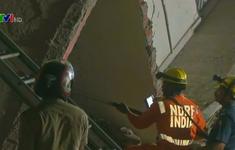 Sập tòa nhà 6 tầng tại Ấn Độ, ít nhất 3 người thiệt mạng
