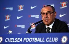 """HLV Sarri """"kể tội"""" Chelsea sau chiến thắng kịch tính"""