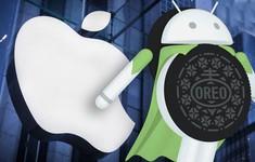 """Người dùng iOS """"chịu chơi"""" gần gấp đôi so với Android"""
