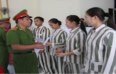 Tạo điều kiện cho người được tha tù hòa nhập cộng đồng