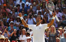 """Đâu là bí quyết """"hồi sinh"""" của Novak Djokovic?"""