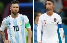 Kết buồn cho Ronaldo và Messi ở World Cup 2018: Hơn 21 tiếng tịt ngòi ở vòng knock-out