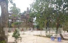Hà Nội: Cưỡng chế phá dỡ công trình xây dựng không phép