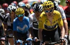 Geraint Thomas tiếp tục giữ áo vàng sau chặng 12 Tour de France