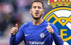 Chelsea đồng ý bán Hazard cho Real Madrid với giá gấp 2 lần Ronaldo?