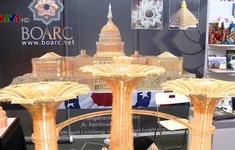 Dấu ấn Việt Nam tại Hội chợ quà tặng quốc tế tại Singapore