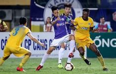TRỰC TIẾP Nuti Café V.League 2018, FLC Thanh Hóa 1-0 CLB Hà Nội: Vũ Minh Tuấn mở tỷ số từ chấm phạt đền