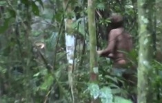 Thổ dân duy nhất của bộ lạc Amazon