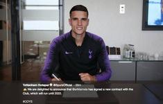 Chuyển nhượng bóng đá quốc tế ngày 21/7: Lamela ký hợp đồng mới với Tottenham
