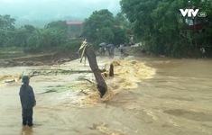 Lào Cai: 65 hộ dân bị ảnh hưởng do mưa lũ