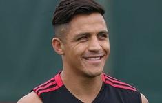 Sanchez hội quân cùng Manchester United
