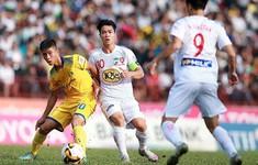 TRỰC TIẾP Vòng 20 Nuti Café V.League 2018: Sông Lam Nghệ An - Hoàng Anh Gia Lai (17:00)