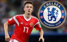 Chuyển nhượng bóng đá quốc tế ngày 21/7: Golovin sắp về Chelsea