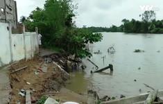 Vĩnh Long: Người dân cầu cứu vì tuyến đường sạt lở