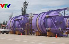 Quảng Ngãi xuất khẩu thiết bị khử muối nước biển thành nước sinh hoạt