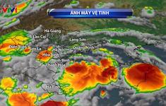 Ảnh hưởng áp thấp nhiệt đới, mưa lớn tiếp diễn ở Bắc Bộ và Bắc Trung Bộ