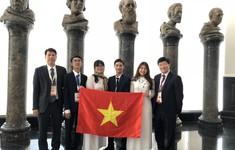 Nữ sinh Việt Nam đạt tổng điểm cao nhất cuộc thi Olympic Sinh học quốc tế 2018