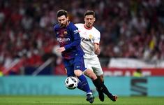 """Tân binh Barca bất ngờ tâng Messi """"lên mây"""""""