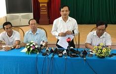 Phát hiện 6 sai phạm quy chế thi THPT Quốc gia 2018 tại Sơn La