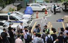 Nghị sỹ Hàn Quốc nhảy lầu khi bị điều tra tham nhũng