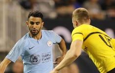 Man City thua đau, tân binh vẫn hài lòng vì màn ra mắt trên đất Mỹ