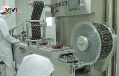 Đơn vị sản xuất thực phẩm chức năng đầu tiên đạt GMP